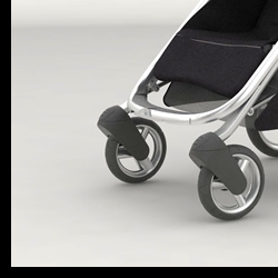 Poussette - Conception et design eurodesign.paris pour Goodbaby en 2014 - euro design